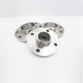 Brida ASME estándar de acero al carbono forjado