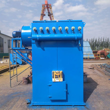 Granite industrial dust remover in cement silo