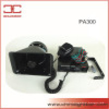 Série sirène électronique de voiture (PA300)