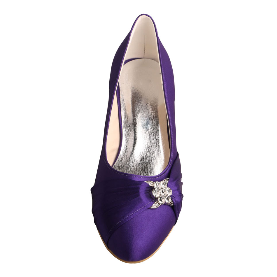 Lilac Bridesmaid Shoes