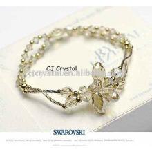 Кристалл шамбала браслет