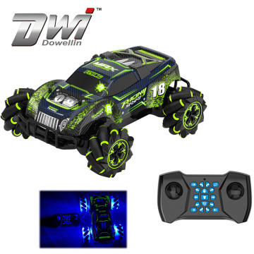 Dowellin 2.4GHz 4WD Remote Control RC Car with LED lights
