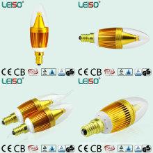 Ampoule de bougie du Scri 90ra E14 de la CREE 5W (LS-B305-SB-CWW / CW)
