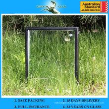 6 + 12A + 6mm AS / NZS 2208 Unité de verre isolant, verre isolé, Igu