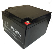 12v 24ah gel deep cycle lead acid batteries solar system