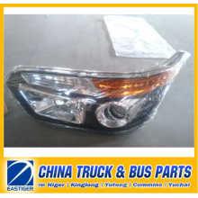 Pièces de bus en Chine de 236100220 Lampe de tête pour pièces de corps hautes