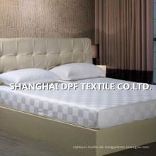 100% Baumwolle Check Design Fitted Blatt
