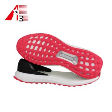 Novo design de moda sapatos baixos sola TPR