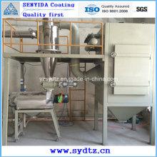 Machine de revêtement en poudre d'appareils de fabrication (formule d'offre)