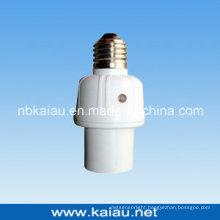 Sound Control and Day Night Light Control Lamp Holder (KA-SLH06)