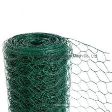 Amazon PVC Coated Galvanized Chicken Wire Netting China Supplier