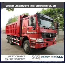 Caminhão de Tipper de Sinotruk HOWO 6X4 20-30ton 15cbm