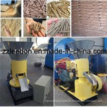 Máquina de pellets de madera Kaf 200, Molino de pellets de madera