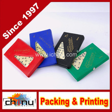 Double Six Dominoes com caixa de plástico (431017)