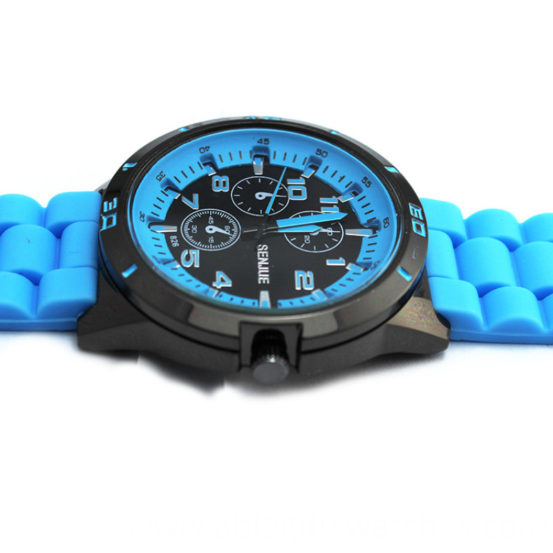 women men silicone watch