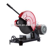 "400mm 16 ""Base de Aço 2600w cortado Saw Electric China Steel Cutting Machine GW804005"