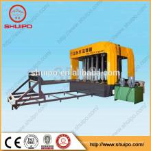 Extremidade hidráulica terminada configurando a máquina, máquina de expansão principal do prato, máquina de pressão terminada