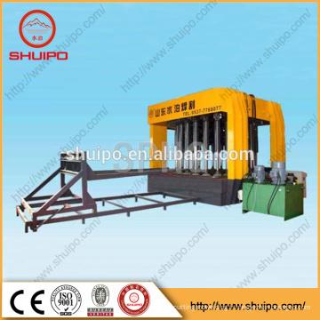 Machine hydraulique de configuration d'extrémité de Dished, machine de polissage de tête de plat, machine de pliage irrégulière de tête de Dished (machine à tête plate)