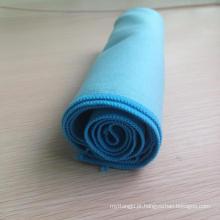 secagem rápida e leve toalha de esportes de microfibra de camurça fácil com LOGOTIPO personalizado