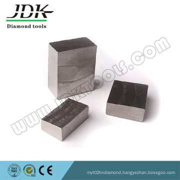 Sharp Diamond Segment for Russia 1800 Granite Cutting