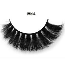 Best selling 100% real horse hair lashes with private label packaging