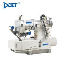 DTW500-01CB máquina de costura industrial coverstitch bloqueio de acionamento direto
