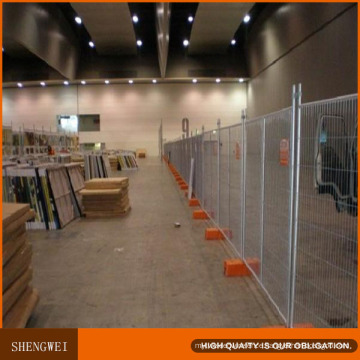Cheap Temporary Warehouse Fencing Panels