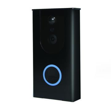Sécurité à la maison PIR détection de mouvement wifi intercom vidéo sans fil sonnette caméra IP