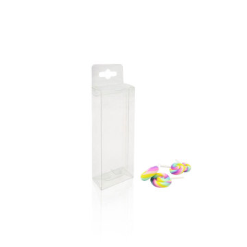 Acetate Geschenk klare Blister kleine Verpackungsbox