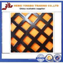 Feuille perforée en aluminium perforé / Feuille perforée en aluminium / Feuille métallique décorative