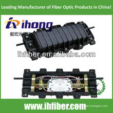 Cierre de la junta de fibra horizontal de 132 núcleos