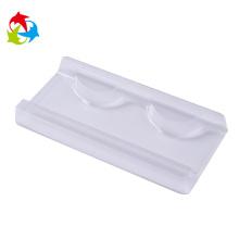 Insert eyelash clear plastic tray packaging