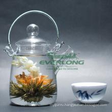 100% Handmade Flower Artistic Blooming Tea (BT007)