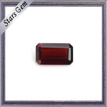 Excelente Pedra Esmeralda Natural Garnet Gemstone Precioso