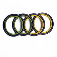 Free Sample NUOANKE China Manufacture Hydraulic Buffer Rod Seal Rubber PTFE HBTS Step Seal GSJ