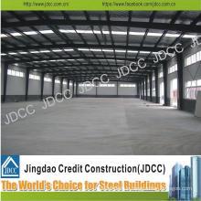 Light Steel Structure Workshop with Crane Beam