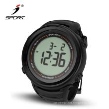 Precise Great Look Stopwatch Wristwatch