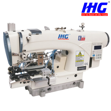 IH-639D-59 / -7 PDirect-Drive Lockstitch Bottom Hemming Machine