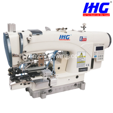 IH-639D-5P / 7P Direct Drive Lockstitch bottenhemming maskin