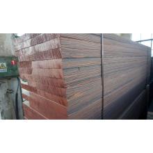 Madera laminada de la cebra / nuevo tipo madera barata de la decoración
