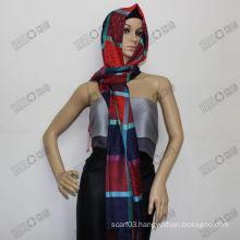 fashion leopard shawl