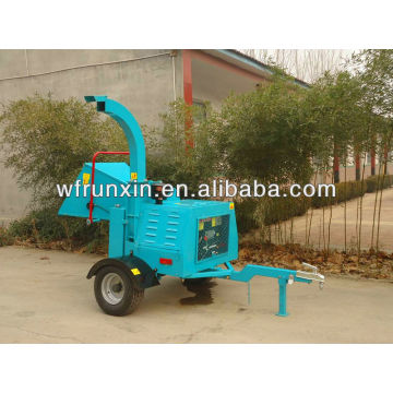 High performance price ratio DWC wood chipper factory direct sale
