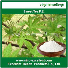 Süßer Tee Pflanzenextrakt Rubusosid CAS Nr. 64849-39-4