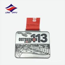Fabricante de liga de zinco cusotm logo medal