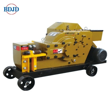GQ40 / 50 Reinforced rebar cutting machine untuk rebar splicing