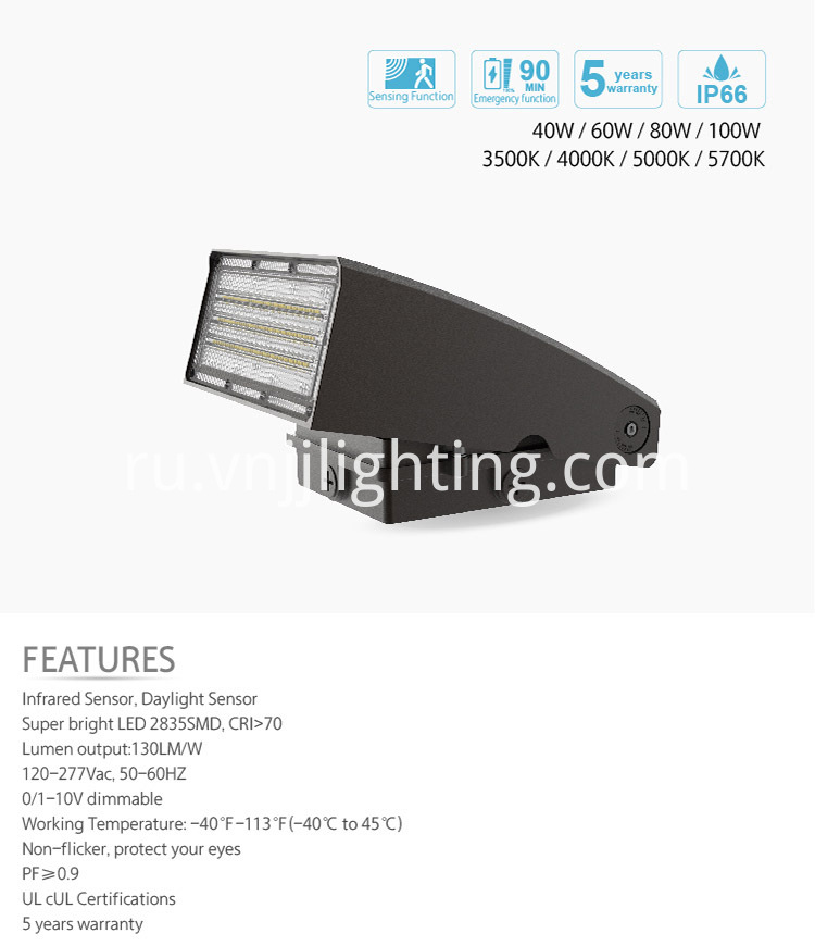 Top Rated LED Wall Pack