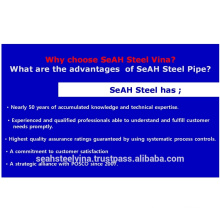 "1/2"" to 8-5/8"" Steel Pipe to AS, KS, BS, ASTM, API, JIS with many grades..."