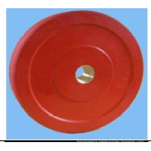 All Rubber Color Bumper Weight Plate (USH-1202)