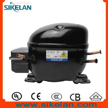 Compresseur de réfrigération de grande taille Qd128yg 220V R600A