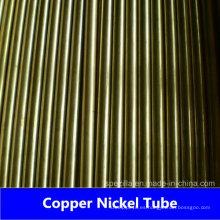 Tubo de níquel de cobre C71500 de alta calidad